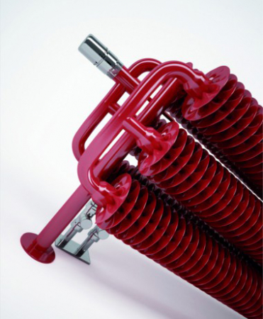 Изображение Водяна рушникосушка Terma Ribbon HSD №2