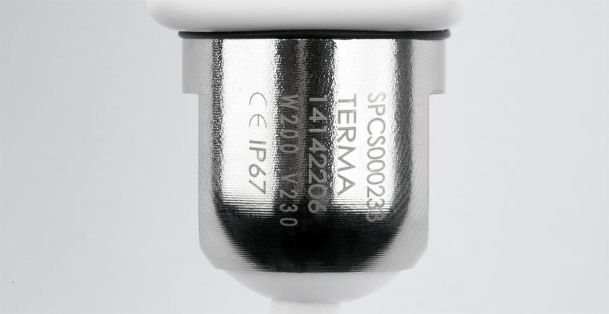 Изображение Нагрівальний елемент Terma SIM зі штекером №3