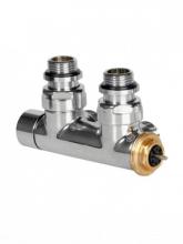 Термостатичний інтегрований вентиль 1/2 – 24x19